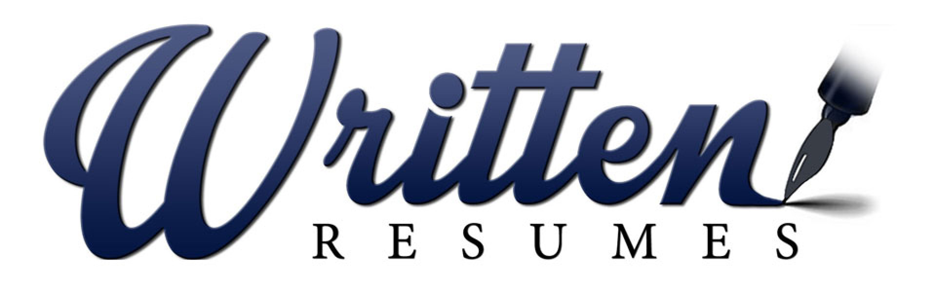 Written Resumes